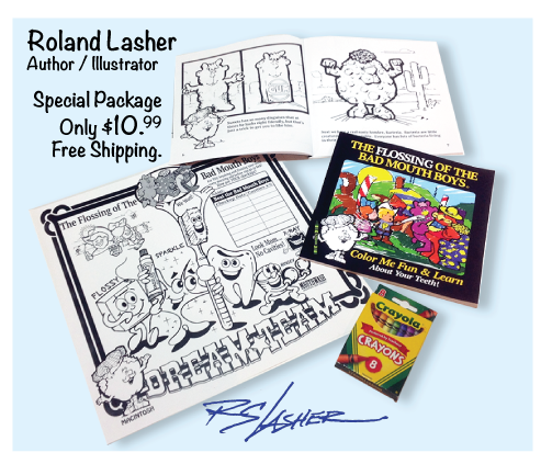 Author Special Package